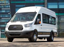 Ford Transit Shuttle Bus. Автобус 19+3 SVO городской, 19 мест