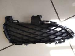 Заглушка ПТФ В Передний Бампер Правая для Mazda 3