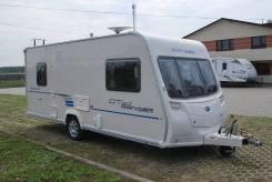 Dacia. Дом на колесах Bailey Ranger 500, 2010 г. в., без пробега по РФ, 5 мест