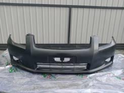 Бампер передний Toyota Corolla Axio/Fielder NZE141 06-12 год