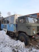 ГАЗ 66. Газ 66 вахтовка