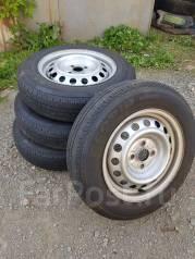 """Продам колеса Bridgestone LT155/80/R14 88/86N LT 2018 год. x86"""" 4x100.00"""