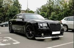 Губа. Chrysler 300C HEMI