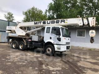 Ford Cargo. Mitsuber, 7 330куб. см., 10,00м.