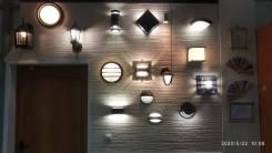 Светильники архитектурные, фасадные.