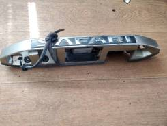 Продам ручка двери богажника Nissan Safari 2003год