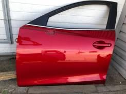 Дверь передняя на Mazda 3