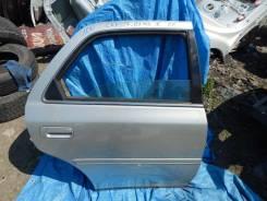 Дверь задняя правая Toyota cresta JZX105 Конт1