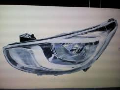 Фара Hyundai Solaris 11-14 г левая