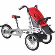 Велоколяска Taga Bike stroller (велотрансформер)