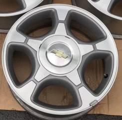 "4шт колпачки Chevrolet Trailblazer. Диаметр 17"", 1шт"