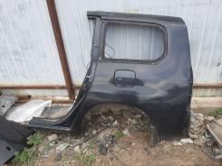 Крыло заднее левое, Toyota Probox, 2000 год.