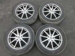 Комплект летних колес на литье. Без пр. по РФ 235/55/18 MA4-15