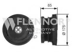 Шкив Коленвала Bmw E46/E39/E53/Landrover 3.0 D 98- Flennor арт. FVD99560 FVD99560