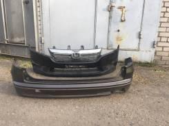 Бампер Хонда стрим rn6 ( передний, задний)