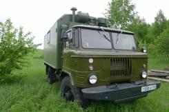 ГАЗ 66. грузовой фургон, 4x4