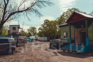 Продаётся земельный участок и офисное помещение на ст. Океанской. 3 500кв.м., собственность, электричество, вода