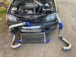 Интеркулер. Toyota Caldina, ST215W 3SGTE