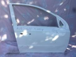 Дверь передняя правая Chevrolet Aveo T250