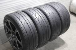 Bridgestone Potenza RE002 Adrenalin. летние, 2014 год, б/у, износ 60%