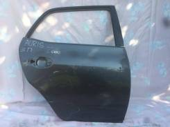 Дверь задняя правая Toyota Auris 2006-