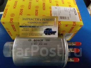 Фильтр топливный 1457434442 HDF924 J3 Kia Bongo Bosch