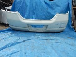 Бампер задний Nissan Tiida C11 конт1