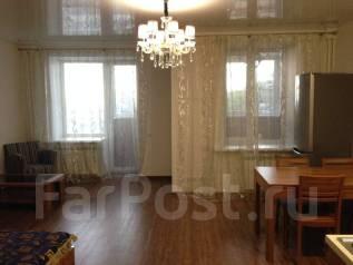 1-комнатная, улица Комсомольская 25б. Первая речка, частное лицо, 40,0кв.м. Комната
