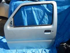 Дверь передняя левая на Suzuki Jimny JB23W Конт1