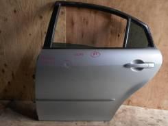 Дверь боковая задняя левая Mazda Atenza GG3S в сборе
