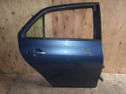 Дверь боковая задняя правая Toyota Belta SCP92