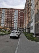 2-комнатная, улица Сергея Ушакова 8в. междуречье, агентство, 64,0кв.м. Дом снаружи
