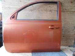 Дверь боковая передняя левая Nissan March AK12