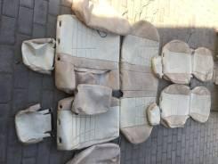 Чехлы на сиденье. Toyota Corolla, ZZE122