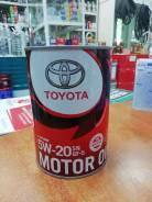 Toyota. 5W-20, синтетическое, 1,00л.