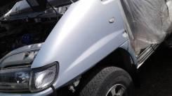 Крыло левое переднее Mitsubishi Delica