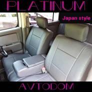 Модельные авто чехлы для Toyota Prius c 2015г+ Japan style