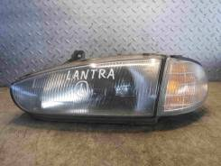 Фара левая Hyundai Lantra 1990-1995