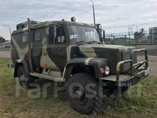 ГАЗ 330810. Продается Газ Вепрь 330811, 4 750куб. см., 1 500кг., 4x4