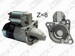Cтартер Mazda 323 /Demio Mazda 323F /B3 /B6 12В 1кВт 8 зубьев BPD418400A