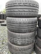 Bridgestone Potenza. летние, 2014 год, б/у, износ 20%