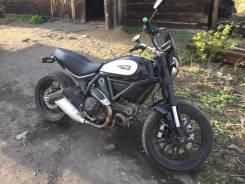 Ducati. 800куб. см., исправен, без птс, без пробега