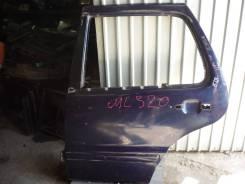 Дверь задняя левая Mercedes Ml-class W163
