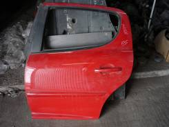 Дверь задняя левая Peugeot 207 2008