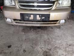 Бампер передний Chevrolet Lacetti 2007 год