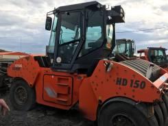 Hamm HD. Каток пневмоколесный HAMM HD 150-TT 2009 г, 6 000куб. см.