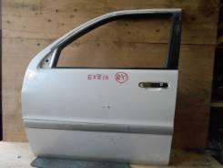 Дверь боковая передняя левая Toyota Raum EXZ10