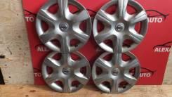 """Колпак на колесо Nissan R15. Диаметр R15"""", 4шт"""
