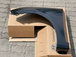 Крыло переднее левое Hyundai Accent BLUE/Solaris/i25 11- 663114L050