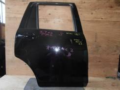 Дверь боковая задняя правая Mazda Demio DY3W в сборе